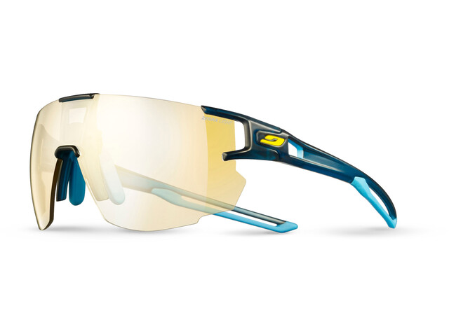 Julbo Aerospeed Zebra Light - Gafas - amarillo/azul